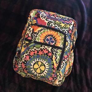 Vera Bradley Rio Large Lighten Up Backpack RETIRED